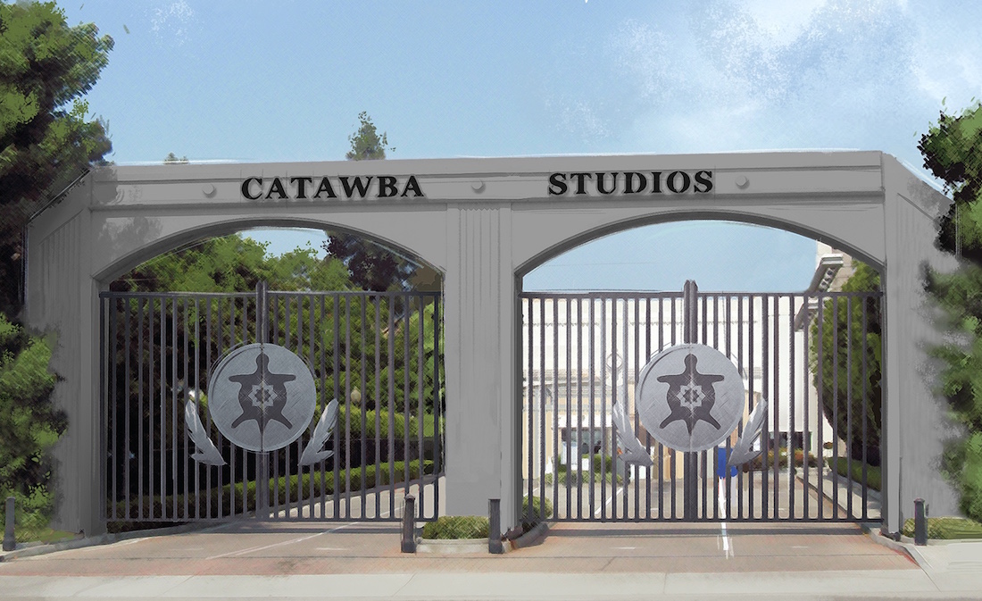 Catawba Nation envisions $350M film studio on reservation