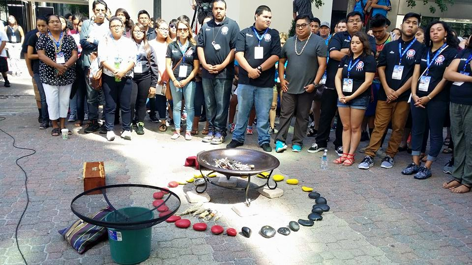 Gyasi Ross: Native youth carry on the strength of our people