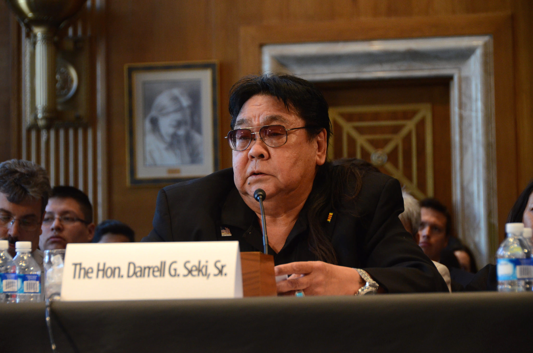 Senate panel sets hearing on substance abuse in Indian Country