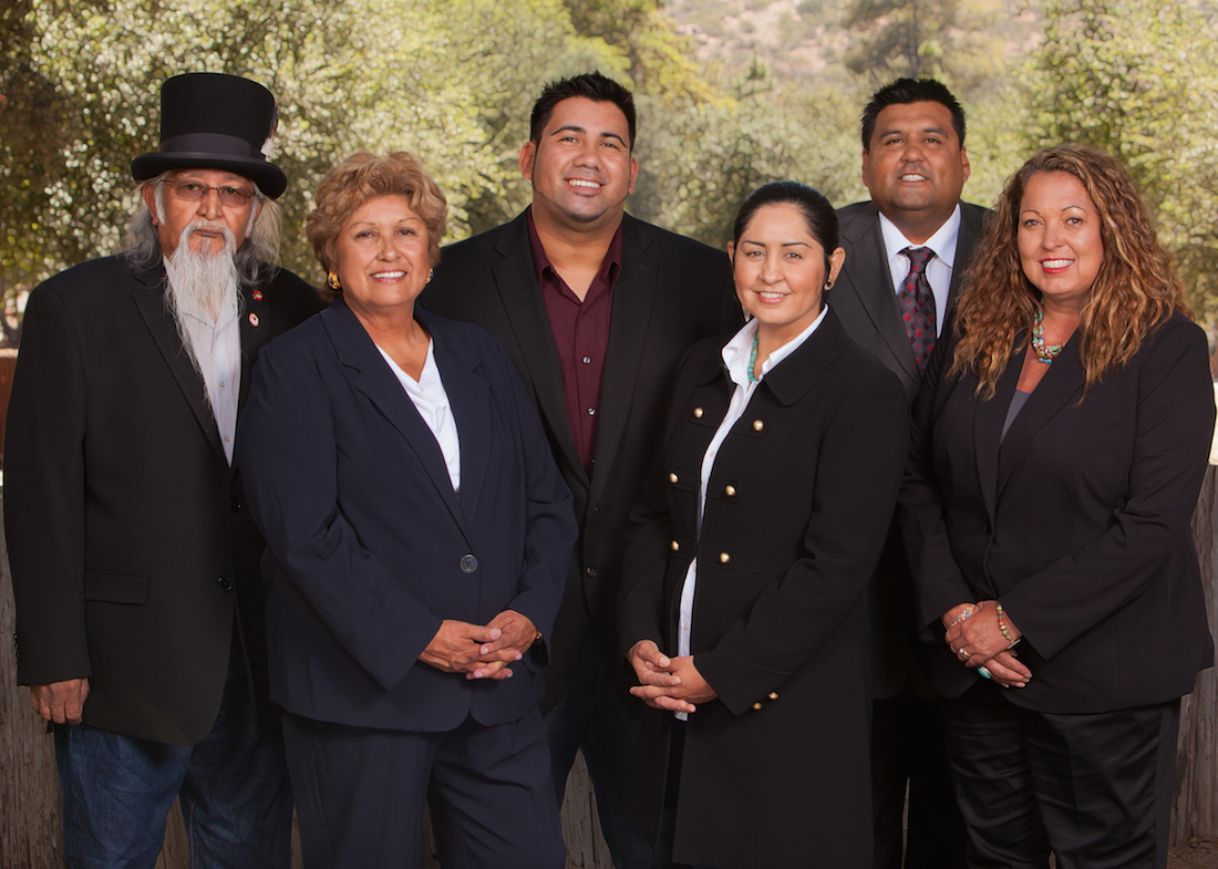 Erica Pinto makes history as first woman leader of Jamul Village
