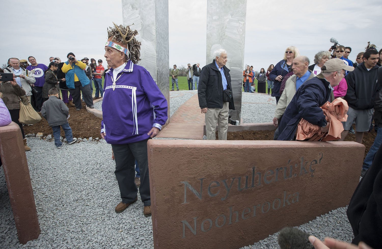Tuscarora Nation returns to ancestral home in North Carolina