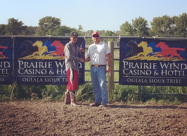 Lakota Country Times: Oglala Sioux Tribe hosts war pony races