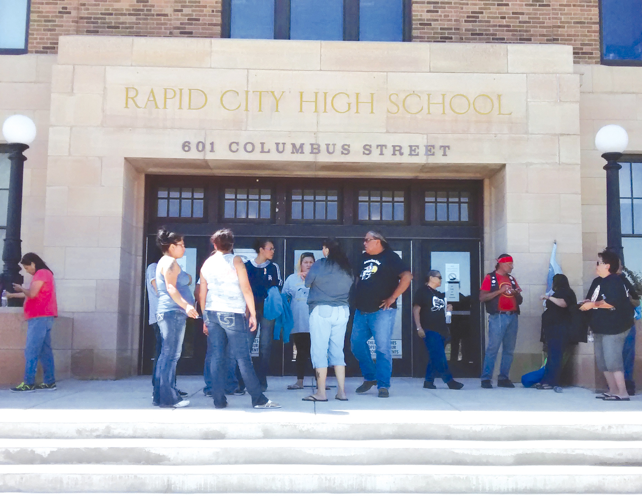 Native Sun News: Rapid City trial ends with no defense witnesses