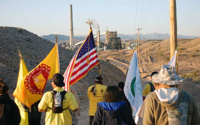 Moapa Band receives $4.3M from settlement with power plant