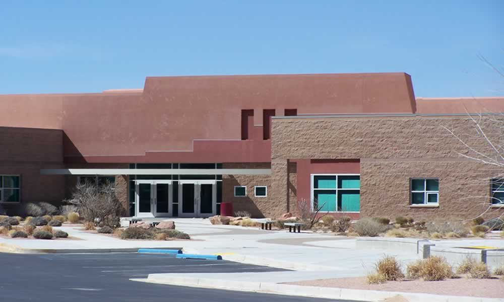 Isleta Pueblo welcomes Secretary Sally Jewell for school event