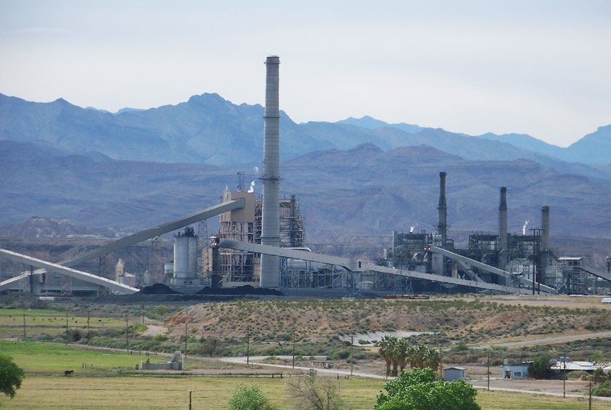 Moapa Band reaches $4.3M settlement for power plant pollution