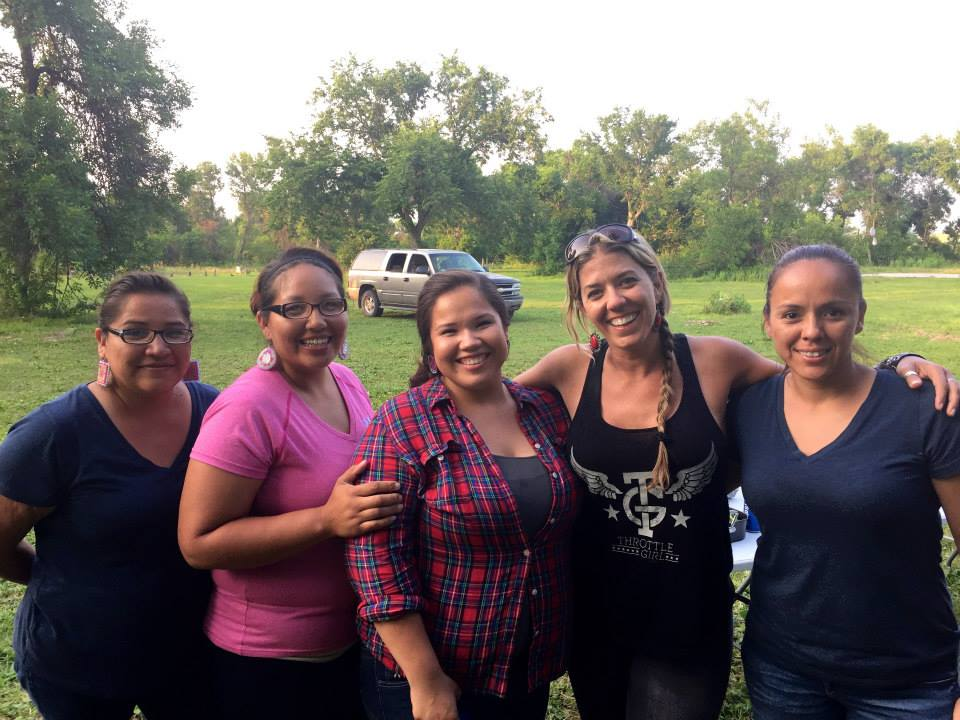 Native Sun News: Lakota Heritage Ride raises funds for Pine Ridge