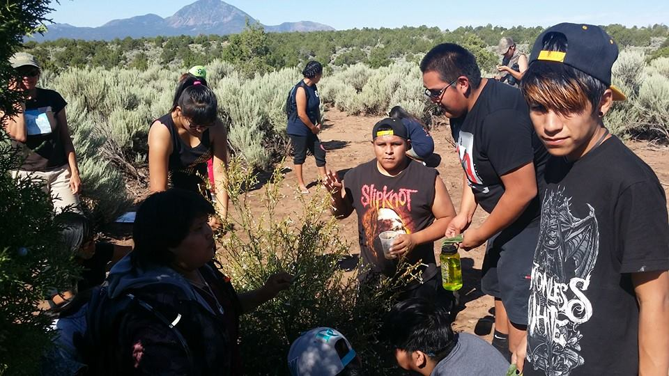 Tribes receive first round of grants from Seeds of Native Health