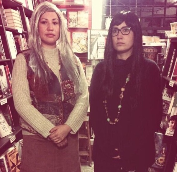 Native cousins excited for roles as extras on 'Portlandia' show