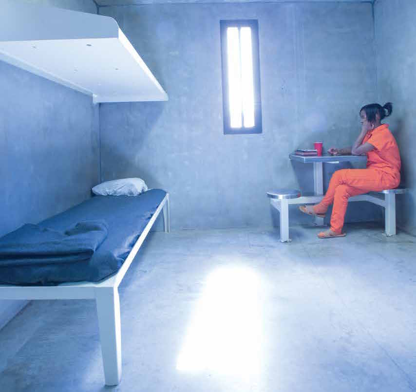 Mary Annette Pember: Native girls in custody at sky-high rates