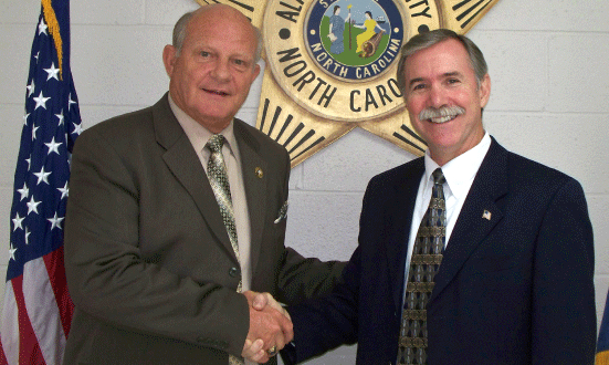 County sheriff cleared of racial profiling claims to be Cherokee