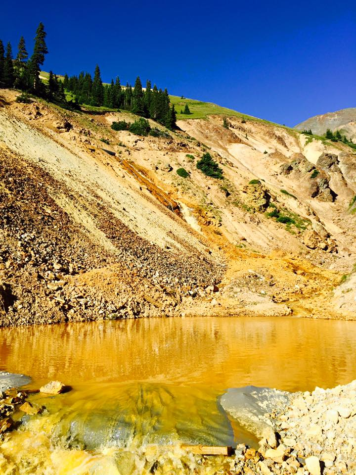 Senate Indian Affairs Committee to hold hearing on EPA mine spill