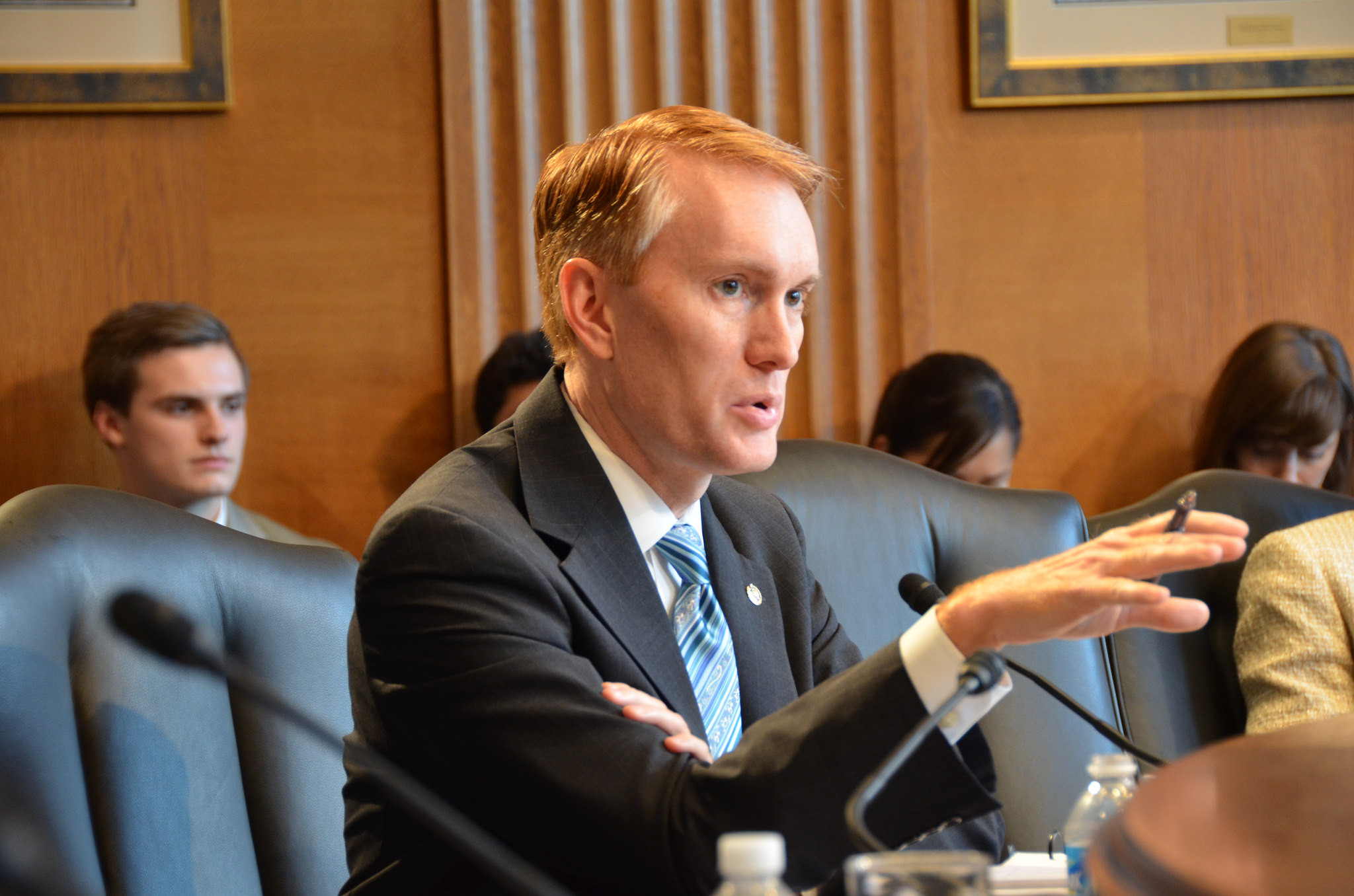 Sen. Lankford calls for removal of Andrew Jackson from $20 bill