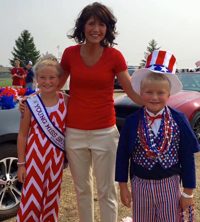 Editorial It S Time For South Dakota To Give Kristi Noem