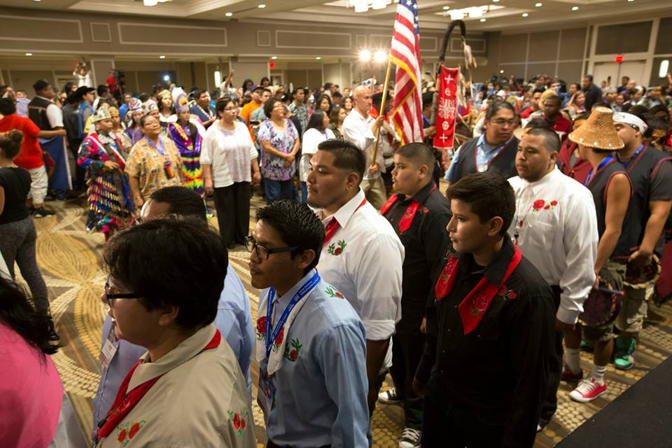 Mike Myers: Native youth are more than just election promises