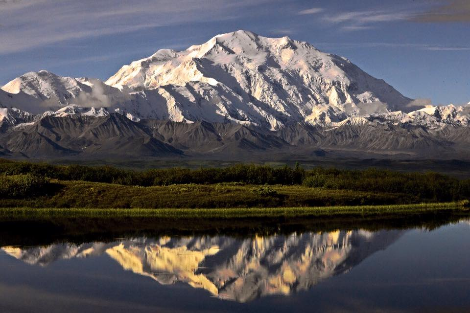 President Obama restores Alaska Native name of highest peak