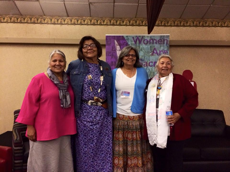 Mary Annette Pember: Native women betrayed in violence fight