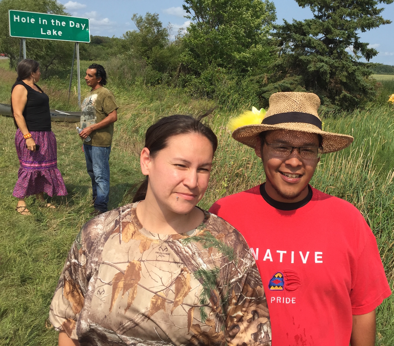 Young tribal members cited for wild rice harvest in Minnesota
