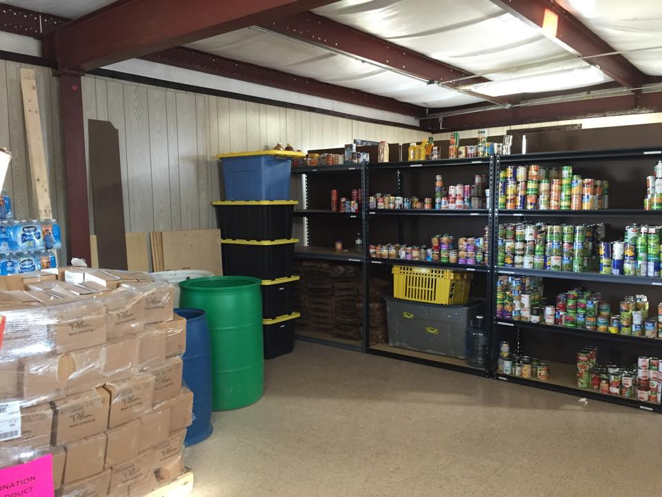 Lakota Country Times: New food bank on Pine Ridge Reservation