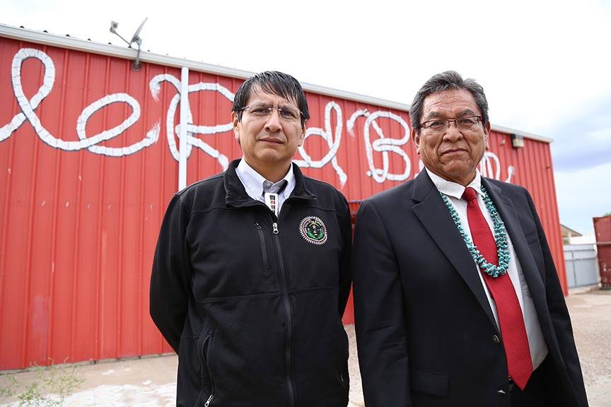 Navajo Nation celebrates closure of liquor businesses in Arizona