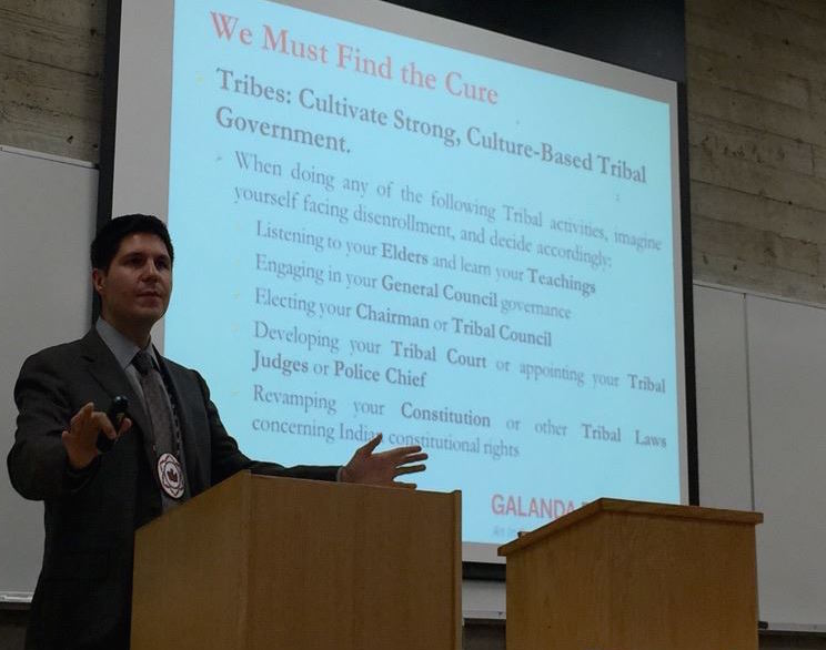Gabe Galanda: NIGC isn't doing anything about per capita abuses