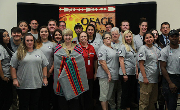 AmeriCorps awards grants to tribes in New Mexico and Oklahoma