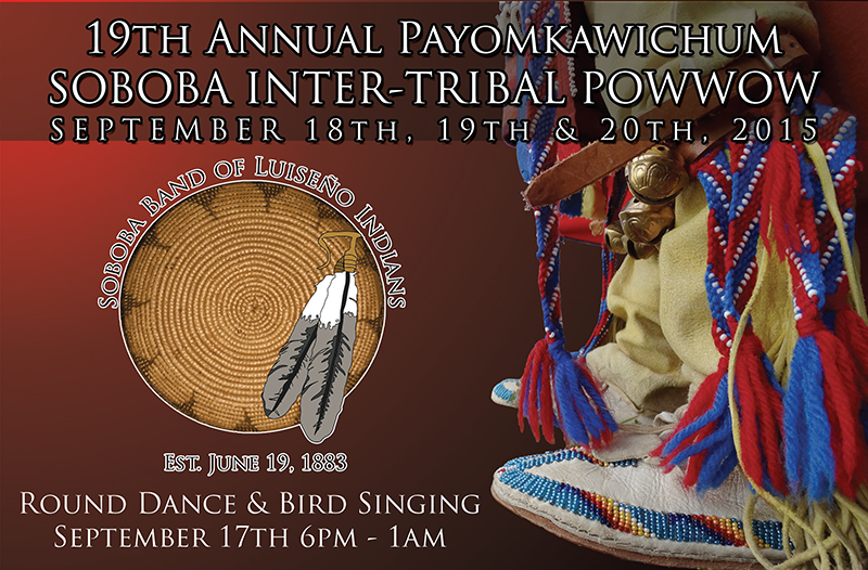 Soboba Band holds 19th annual powwow from September 18-20