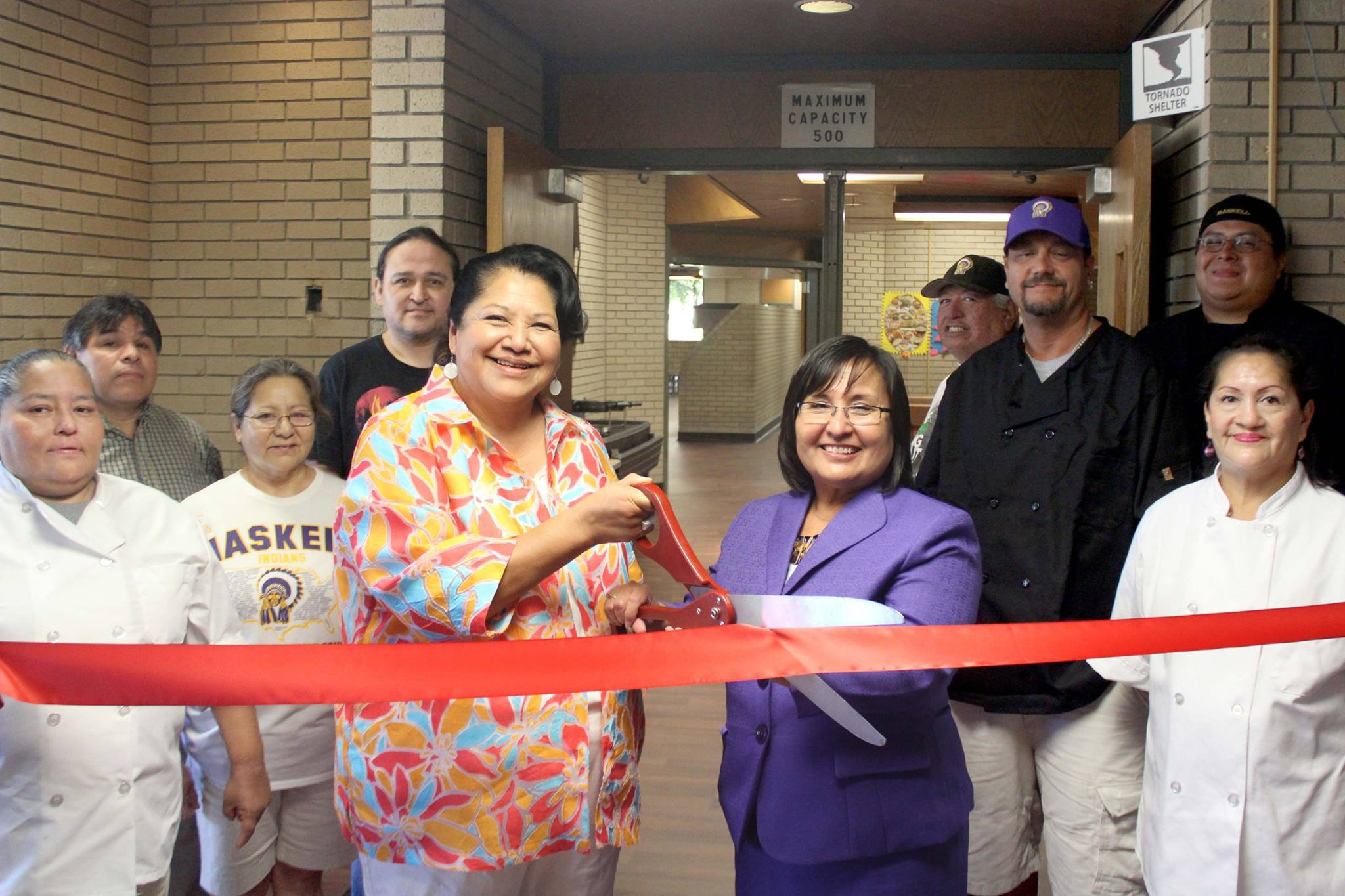 Haskell University nearly finished with $4M in campus upgrades
