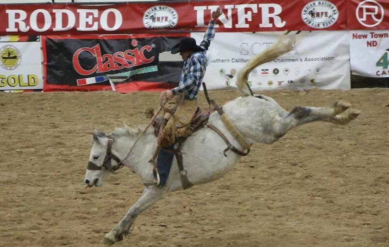 Indian National Finals Rodeo won't take money from NFL team