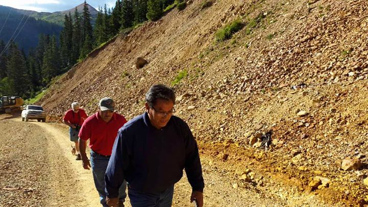 Navajo Nation cites 'culture of distrust' with Gold King Mine spill