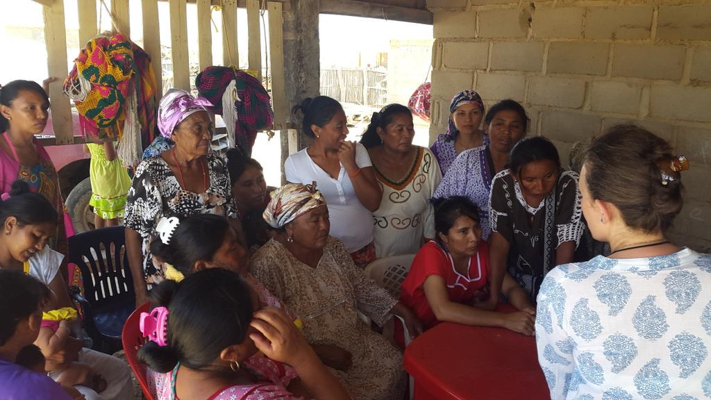 Wayuu Tribe worries about change to culture due to border war