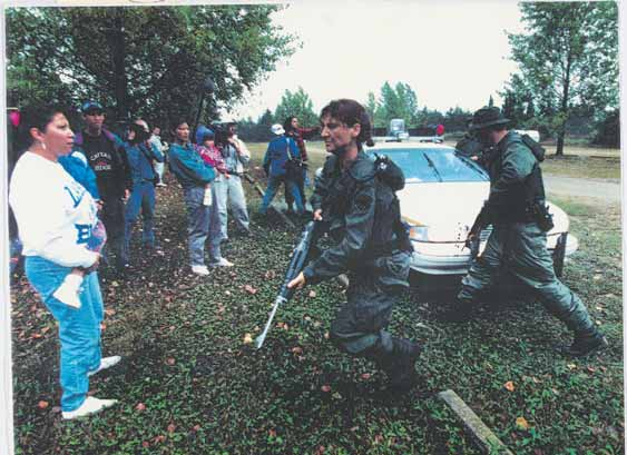 Isadore Day: Justice for Native activist killed by police in 1995