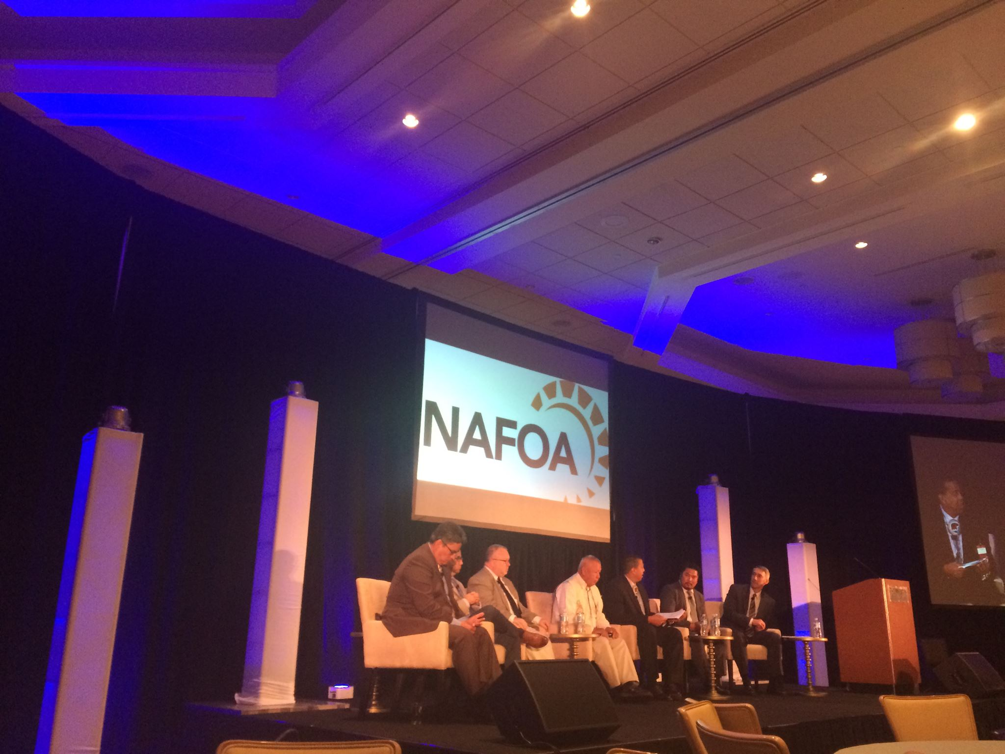 NAFOA kicks off tribal economies conference in Massachusetts