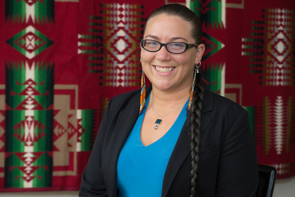 Head of Native program at Dartmouth won't discuss heritage