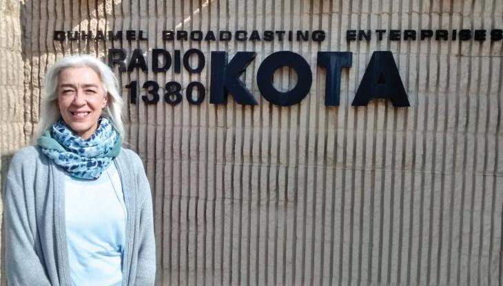 Native Sun News: Lakota woman takes over news director job