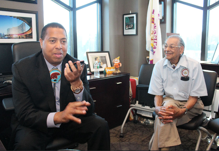 Press Release: Mashpee Wampanaog Tribe land-into-trust application