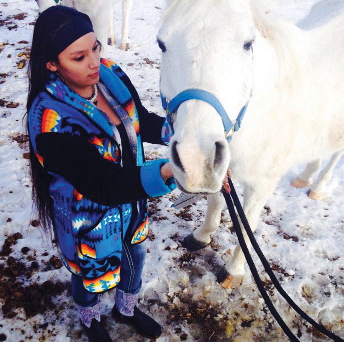 Native Sun News: Lakota youth maintains cultural connections