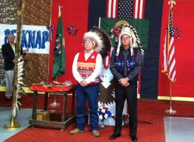 Fort Belknap Tribe cites immunity in feud over reservation road
