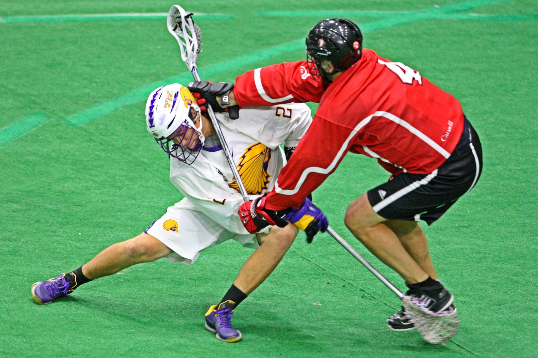 Doug George-Kanentiio: 'Spirit Game' brings Iroquois lacrosse to life