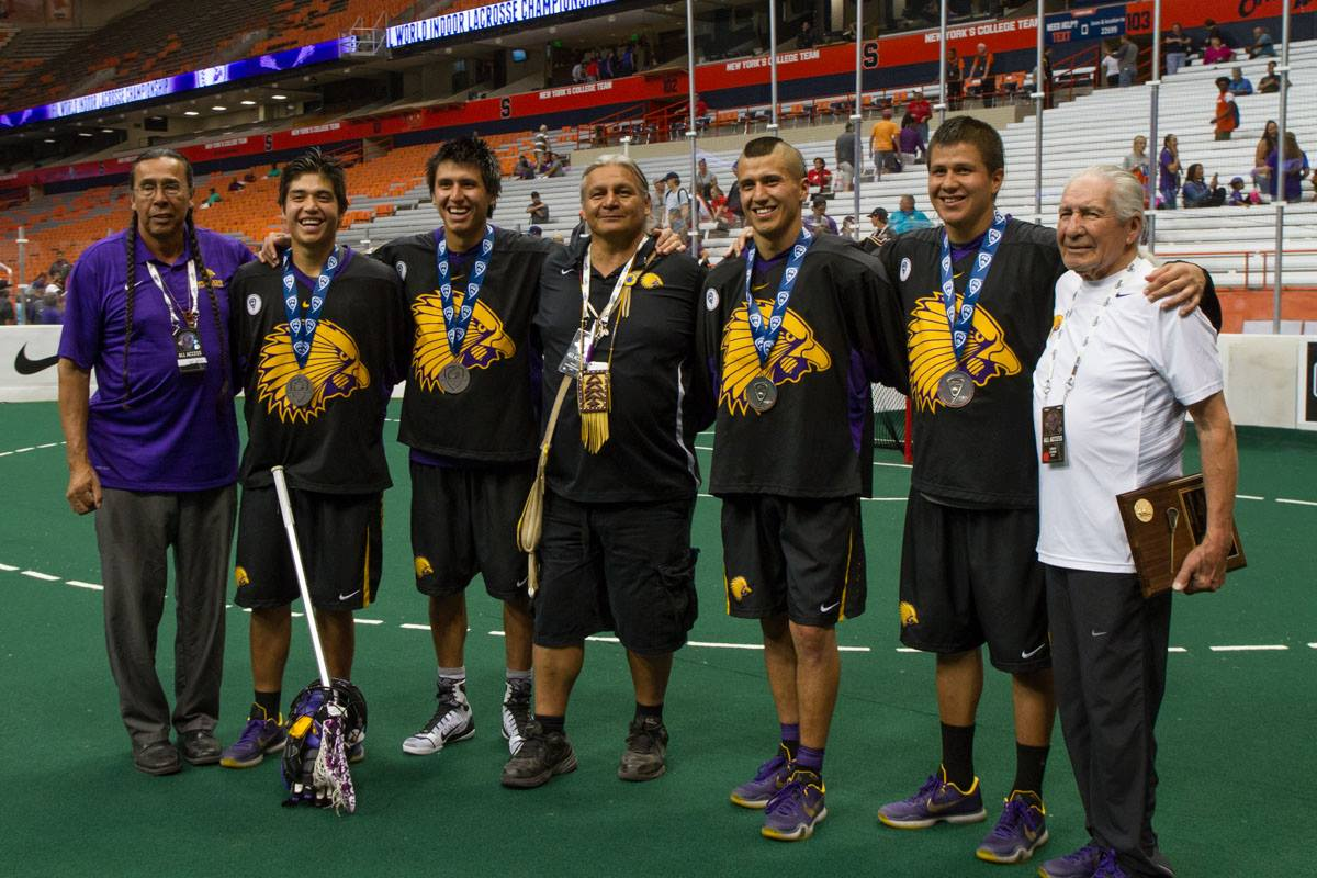 Doug George-Kanentiio: Lacrosse must be returned to rightful place at Olympics