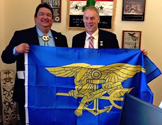 Native Sun News: Crow Tribe leader advises Rep. Zinke on energy