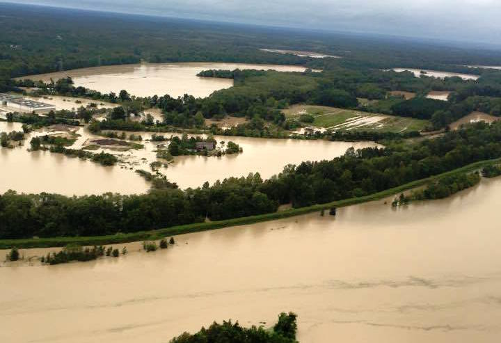 Disaster declaration covers Catawba Nation in South Carolina
