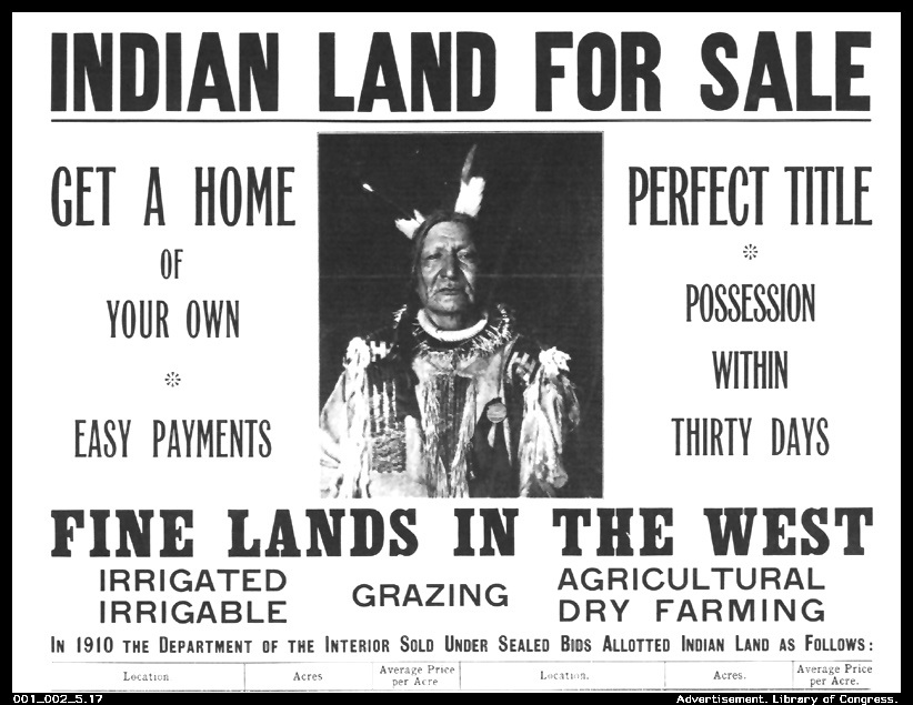 Jay Daniels: Indian lands still face threat from state governments