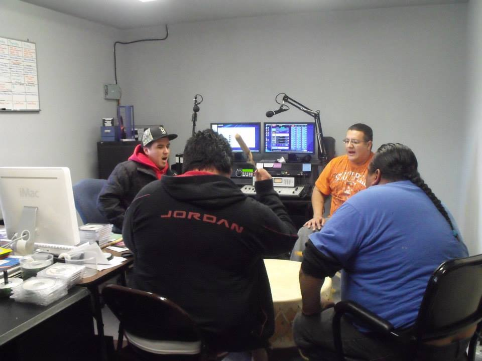 Radio station brings news and more to Yankton Sioux Reservation