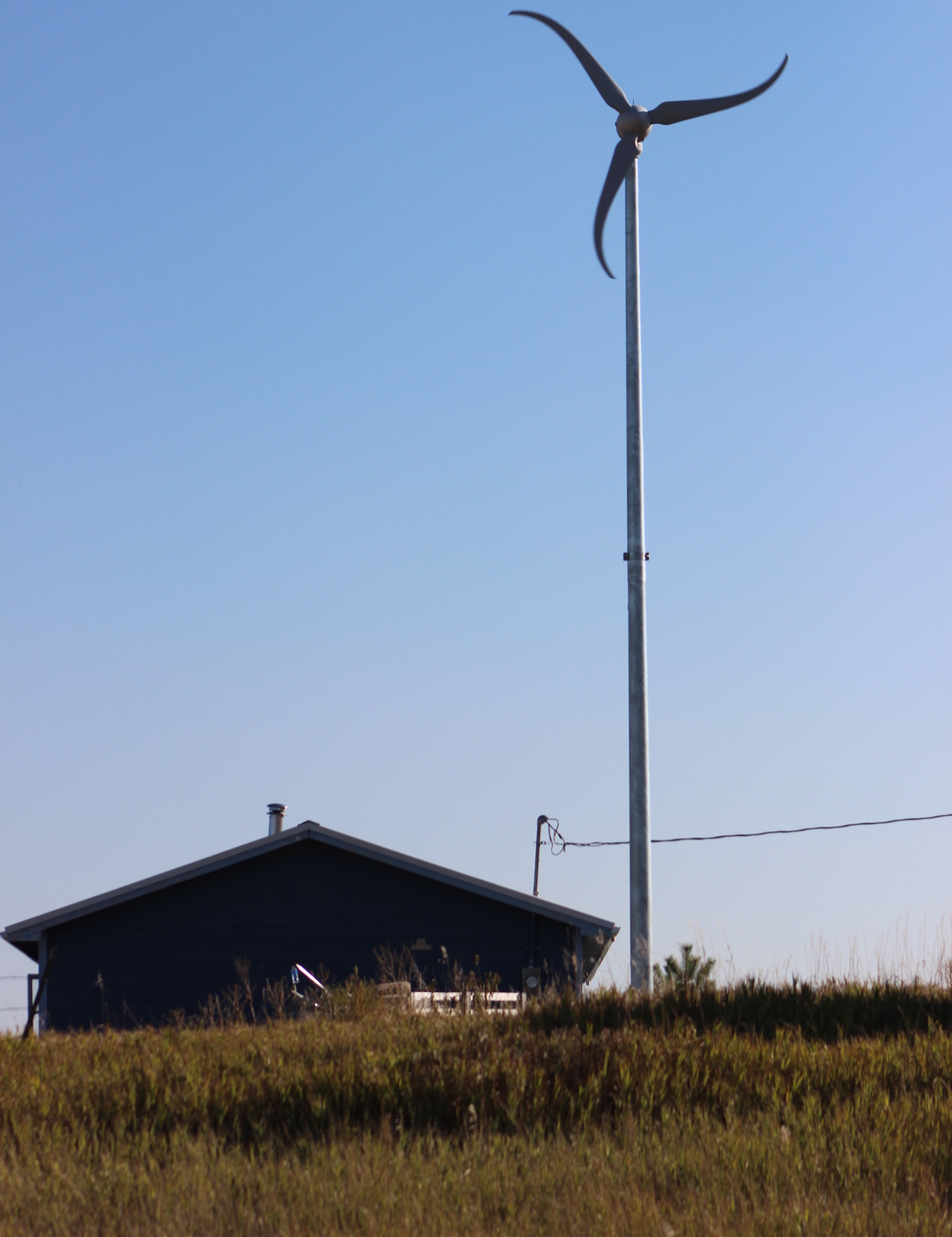 Lakota Country Times: Wind power comes to Rosebud community