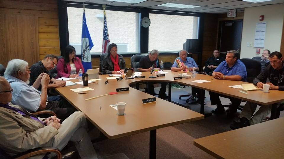 Winnebago Tribe chooses eight in special election for council