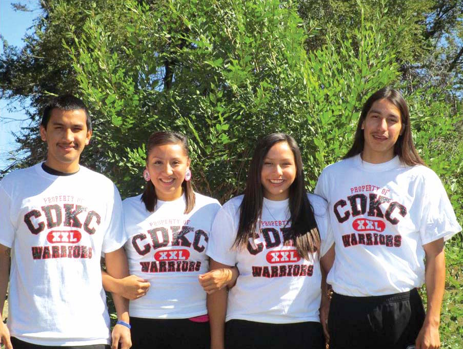 Native Sun News: Tribal college students off to indigenous games