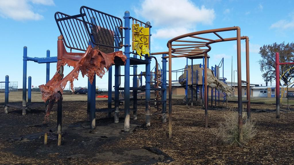 Standing Rock Sioux Tribe brings reservation fire under control
