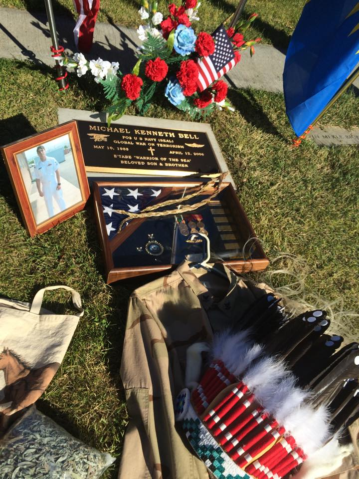 Fort Peck Tribes honor Navy SEAL who was murdered in 2006