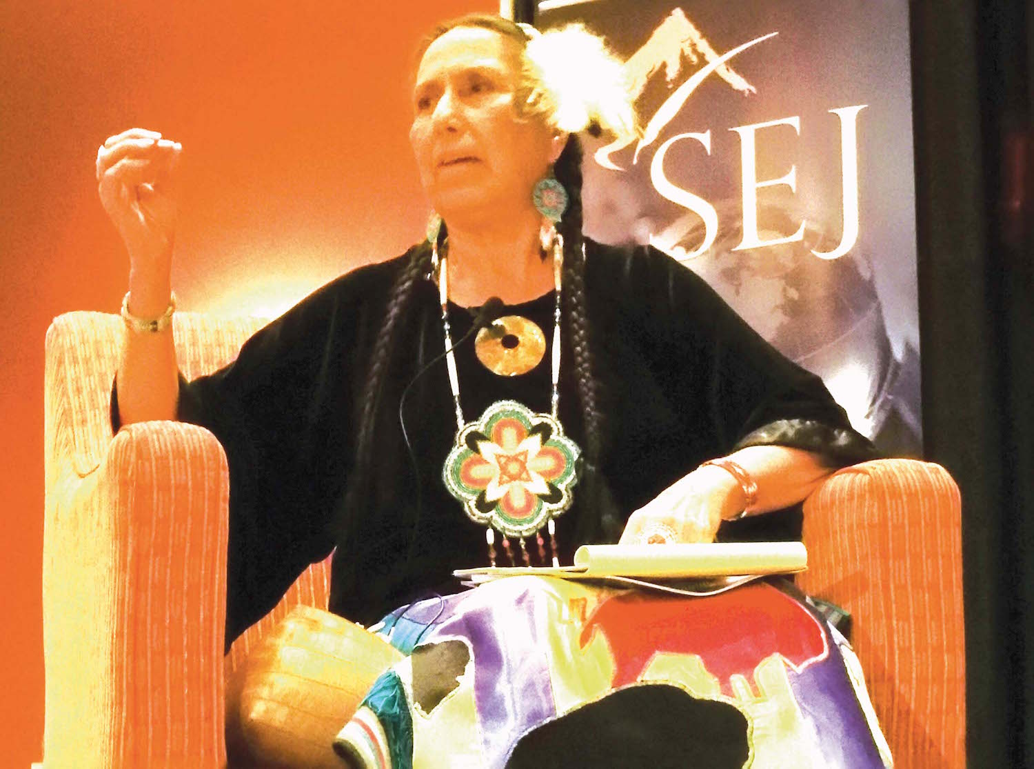 Native Sun News: Indian journalists take center stage at conference